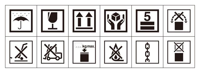 規格マーク・ラベル用シンボル(...